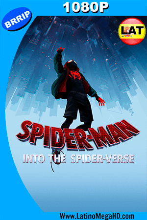 Spider-Man: Un Nuevo Universo (2018) Latino HD 1080P ()