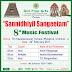 "GFA Presents ""Sannidhiyil Sangeetam"" 8th Music Festivals"
