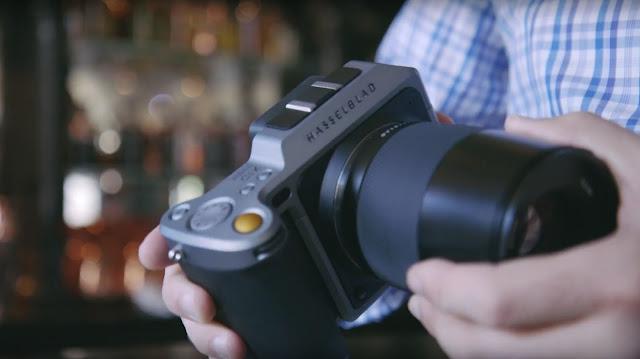 Hasselblad's new X1D