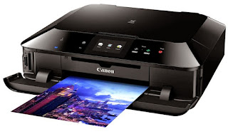 Plus straightaway you lot tin printing remotely on need all over the the world amongst features similar wise westward Canon PIXMA MG 7170 Drivers Download