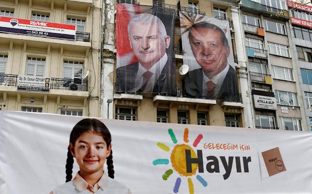 Μεγάλη πόλωση στην τουρκική κοινωνία