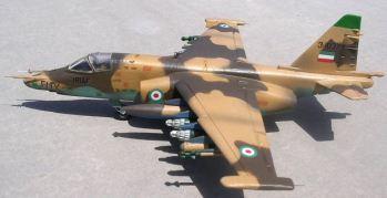 Sukhoi Su-25 Angkatan Udara Iran