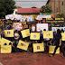 Alunos da CDE 4 fazem manifestação ao Dia Nacional de Combate ao Abuso e à Exploração Sexual