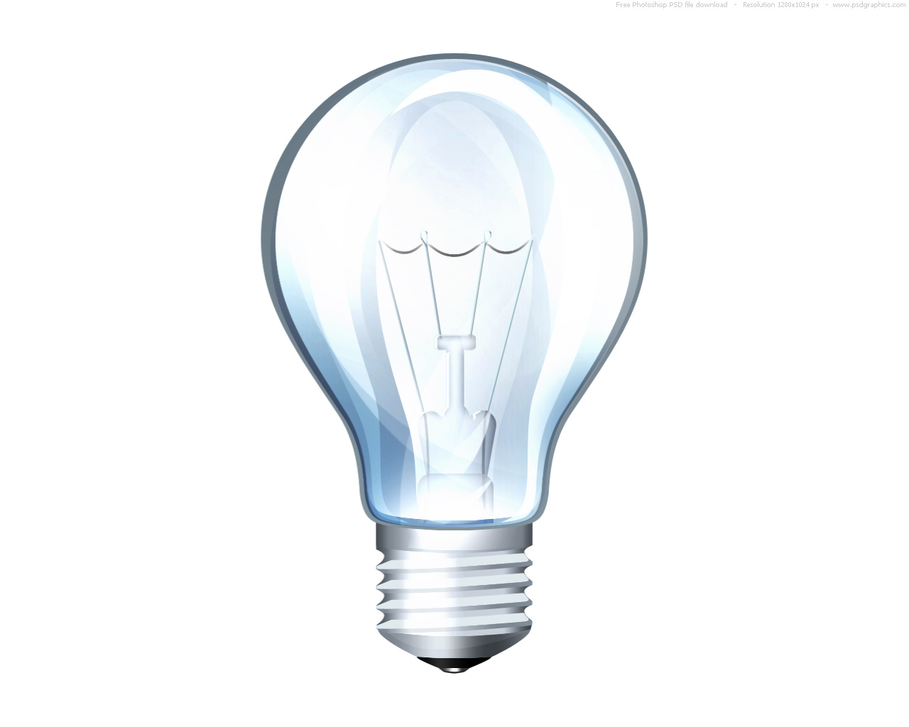 Blue Cfl Light Bulb