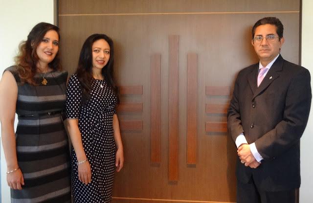 Equipo de Comercio Exterior de Banco Internacional recibe Certificación Internacional