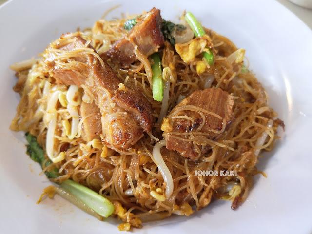 Fried Mihun Stew Pork