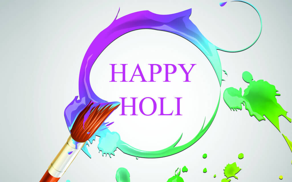 Best Happy Holi Cover Images for Facebook