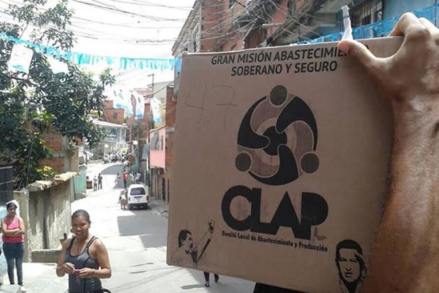 Dantee Rivas anuncia aumento del precio del CLAP en 5000% a partir del 10 de octubre
