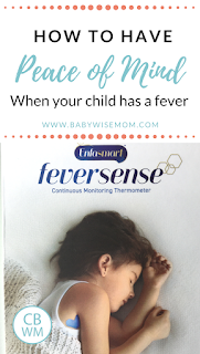 Feversense  Continuous Monitoring Thermometer