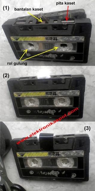 cassette recondition