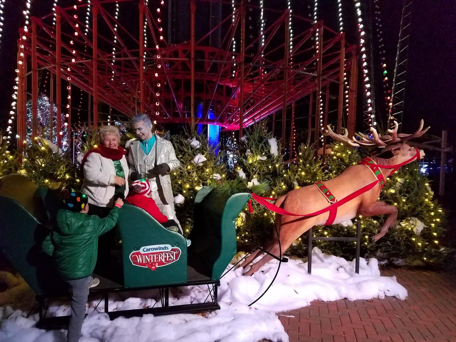 The Halterman Weekend: Winterfest Festivities: Delights of Christmas ...