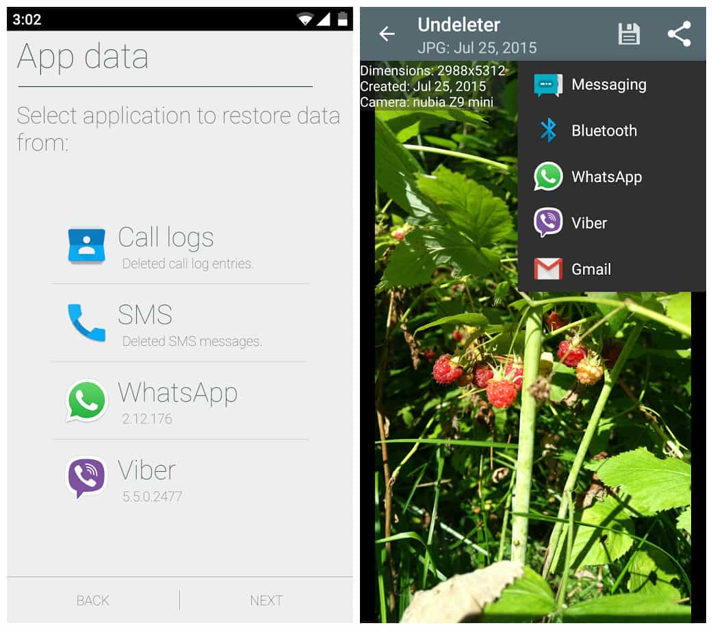 data recovery app Undeleter for Root Users-suggestion buddy
