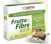 Logo Campione omaggio Frutta&Fibre No Gas di Ortis