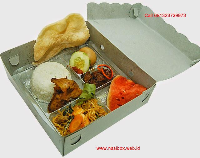 Nasi box ramadhan