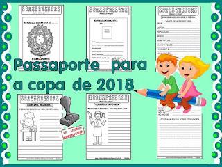 Passaporte jogos copa 2018