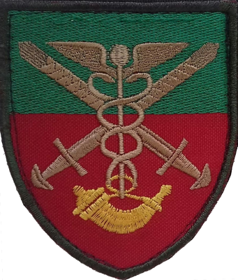 емблема 78 окремого батальйону матеріального забезпечення