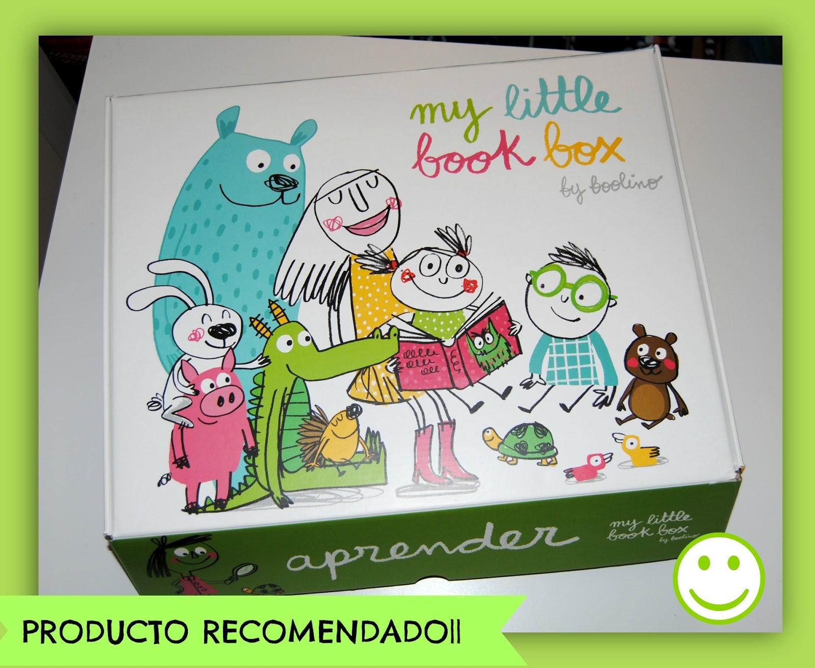 81a819b99e Pero ¿qué es My little book box