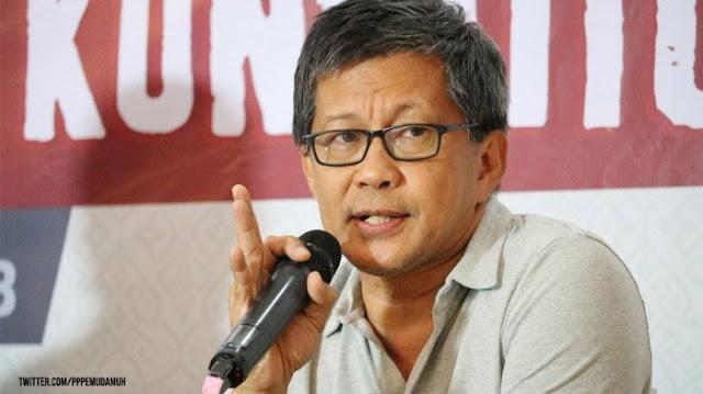 Soal Ratna Sarumpaet, Rocky Gerung: Secara Kesatria Prabowo Mendampingi karena Kepekaan Kemanusiaan