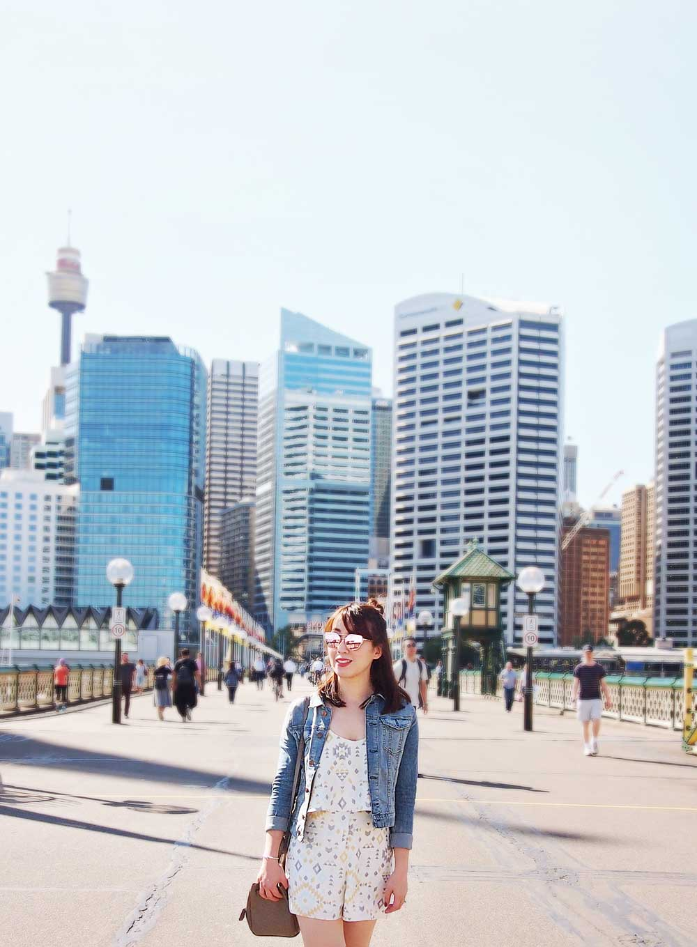 Darling Harbour -  Down Under Travel Guide: What You Can Eat and Do in Sydney