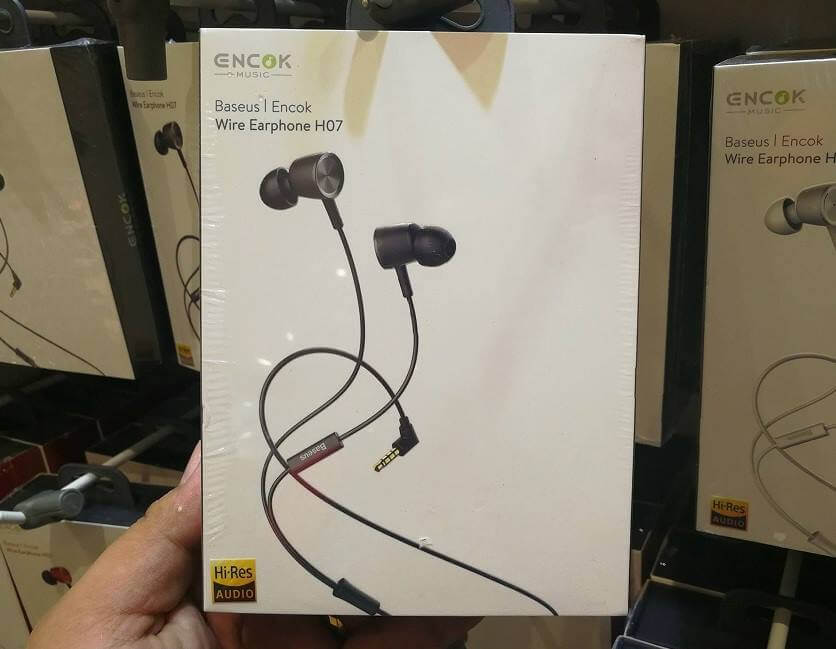 Baseus Hi-Res Earphone for Php990