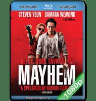 MAYHEM (2017) 1080P HD MKV ESPAÑOL LATINO