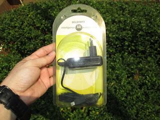 charger hape jadul Motorola V3 original