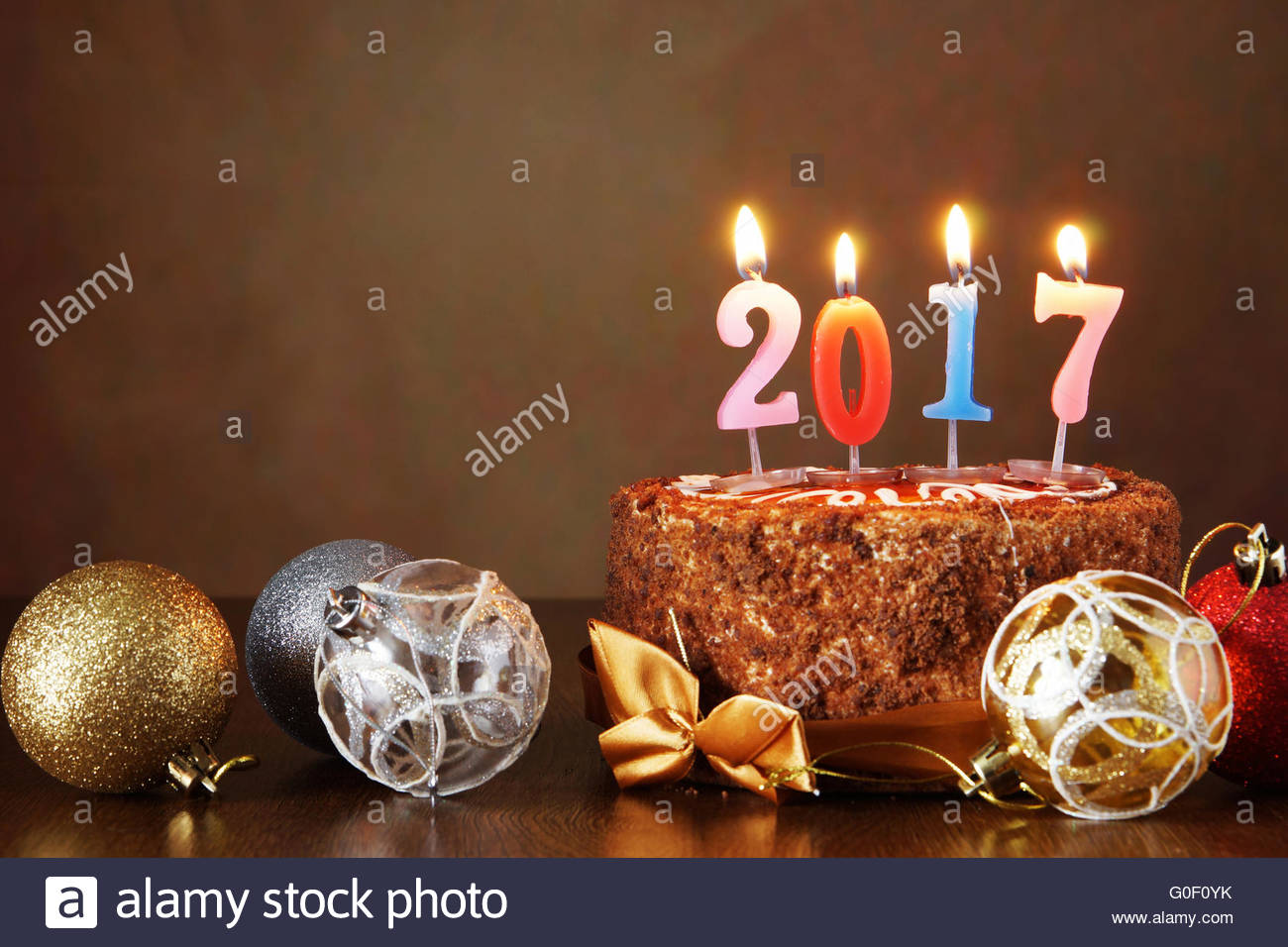 Cake New Years Eve 2018 : Happy New Year 2018 Cake Best New Year s Day cakes ...