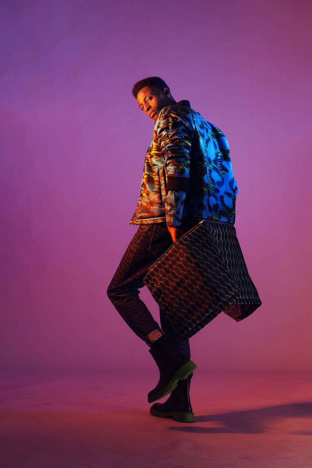 Style Guide: How men should mix & match Kenzo x H&M
