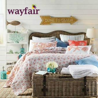 Coastal Beach Decor at Wayfair