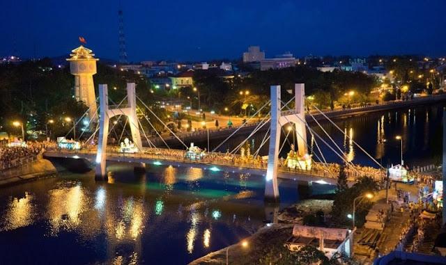 The destination has the biggest Mid-autumn festival in Vietnam 2