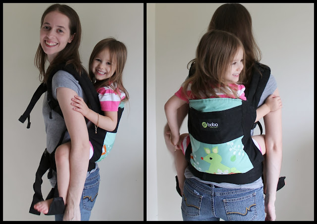 57aaba641f3 I am sure that my children will outgrow their desire to be carried before  they outgrow the weight limit on this carrier.