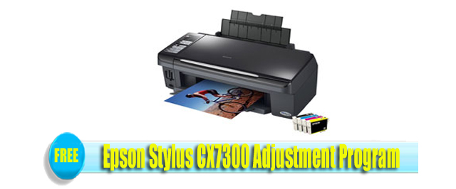 Epson Stylus CX7300 Adjustment Program