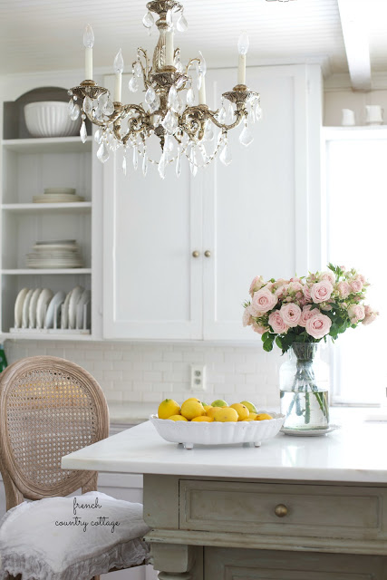 French Country Fridays- 5 favorite room refreshes