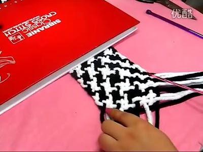 53 Videos tutoriales tricot-crochet chinos