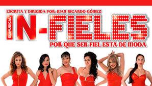 INFIELES EL MUSICAL 2019 Teatro Santa Fe