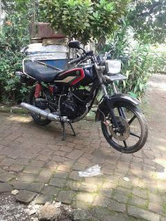 DIJUAL Rx King Cobra Y-1
