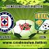 Cruz Azul vs León en vivo - ONLINE Jornada 3 de La Liga Mx. Clausura 2018: 20 de Enero