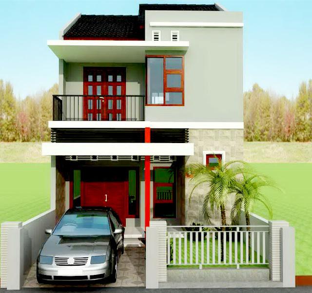 05 Desain Rumah Minimalis Type 60