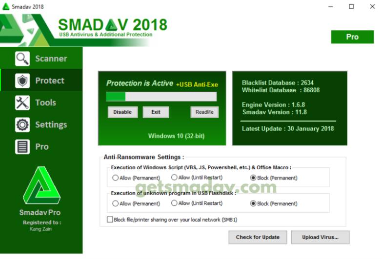smadav 2019 gratuit pour pc windows 7 32bits 64bits