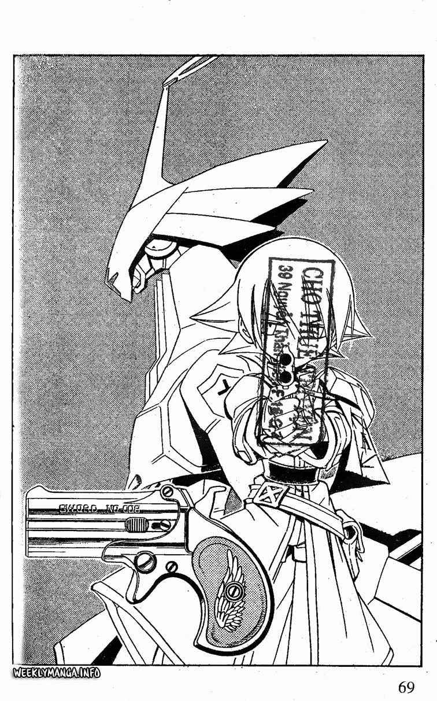 Shaman King [Vua pháp thuật] chap 188 trang 4