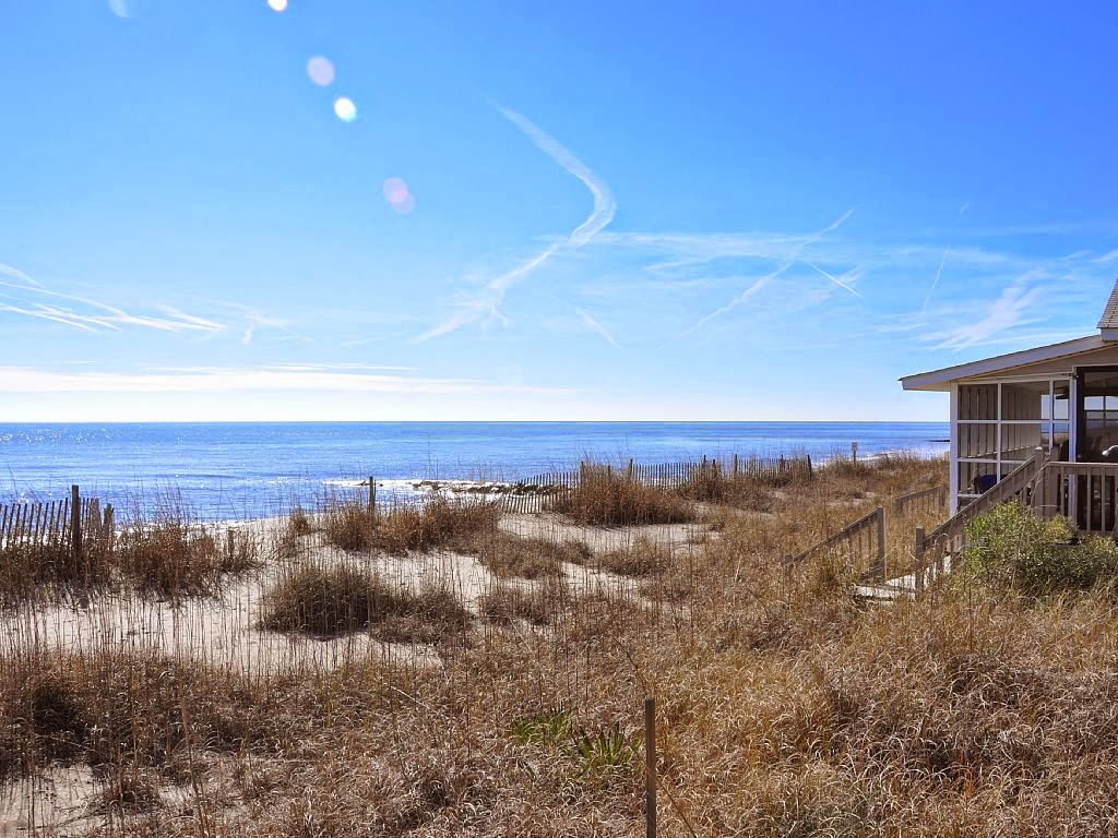 Edisto Beach House For Rent