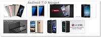 8 Vendor Paling Cepat Menngunakan Android 7.0 Nougat