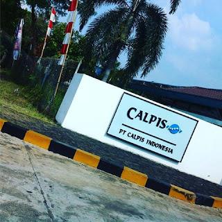 Lowongan Kerja Terbaru di PT Calpis Indonesia - Operator Produksi