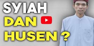 Kenapa Syiah Mengagunkan Husen? Ustad Abdul Somad, Lc. MA [Video]