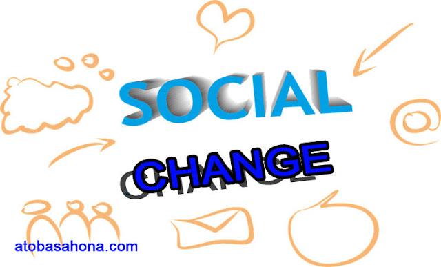 4 Faktor Eksternal Terjadinya Perubahan Sosial Masyarakat