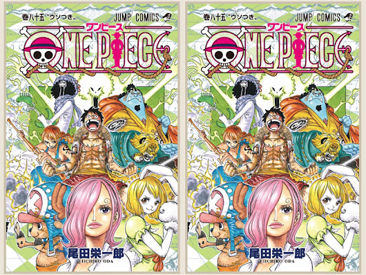 SBS One Piece Volume 85 Bahasa Indonesia - SBS One Piece Indonesia