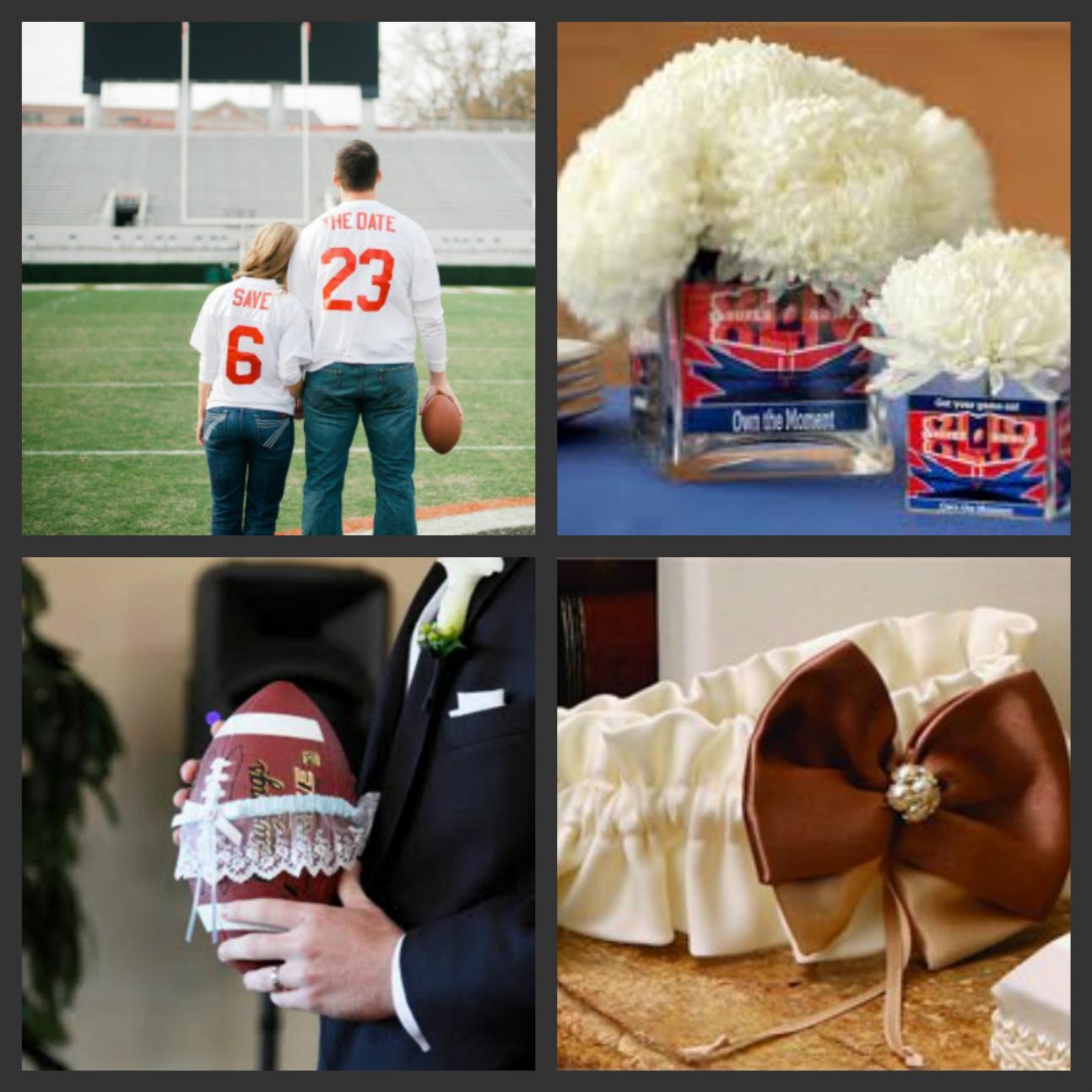 Soccer Themed Wedding Ideas: Weddings Are Fun Blog: Football Themed Wedding