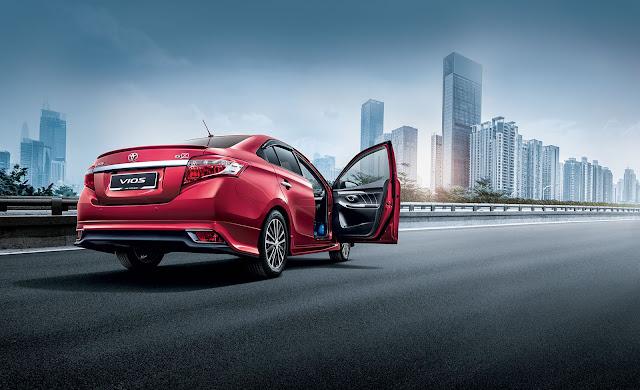 Giá Vios tại Toyota Hùng Vương giảm mạnh xuống dưới 500 triệu đồng ảnh 1