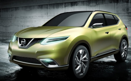 2017 Nissan Rogue Hybrid Redesign