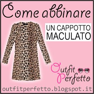 Come abbinare un CAPPOTTO MACULATO (outfit Autunno/Inverno)